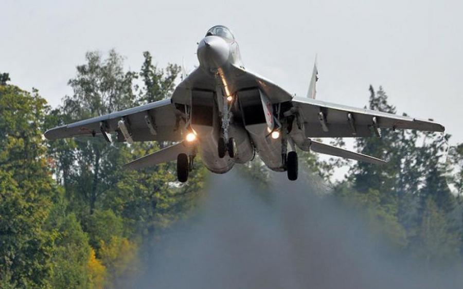 Началось! Российские самолеты вторглись в Литву… Там такое творится