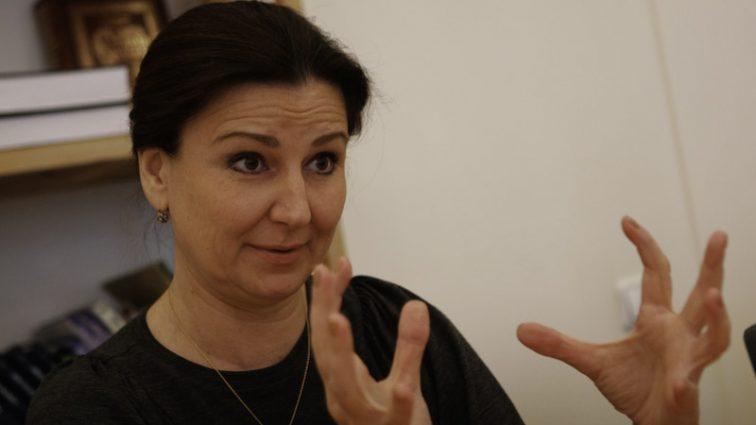 «Встретил меня практически голым»: Инна Богословская рассказала о давних отношениях с Леонидом Черновецким. От подробностей краснеют даже волосы