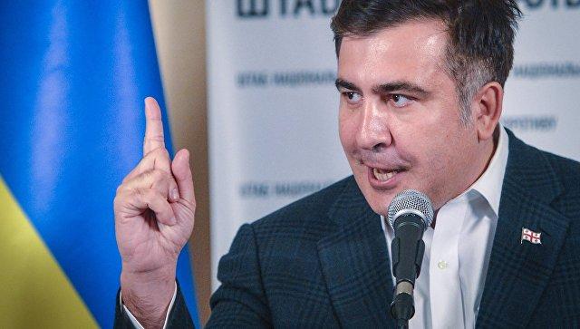 Уже совсем скоро !!! Саакашвили собирается в Киев и планирует … Не упадите от услышанного