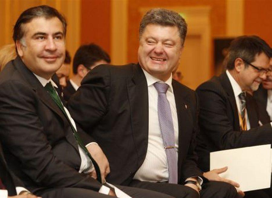 Шокирующая правда «вылезла» на поверхность: Саакашвили сделал громкое заявление о Порошенко и его связи с криминалом. В такое трудно поверить