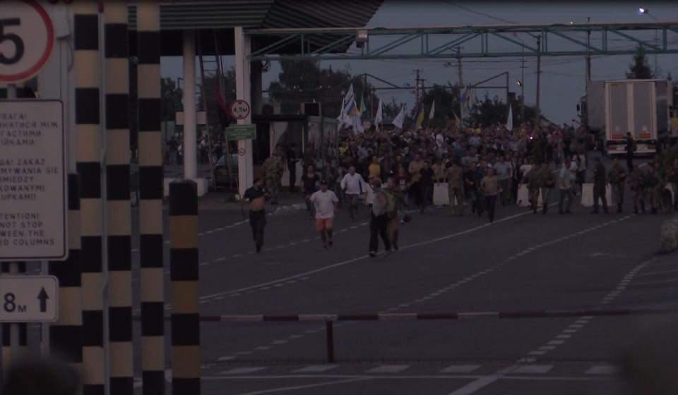 «11 полицейских травмированы…»: А Саакашвили занесли в «Чистилище». Чего ждать дальше?