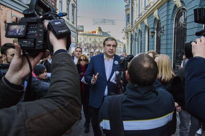 ВОТ ЭТО ТАК! Обмен Черновецкого на Саакашвили… Держите себя в руках от этой информации