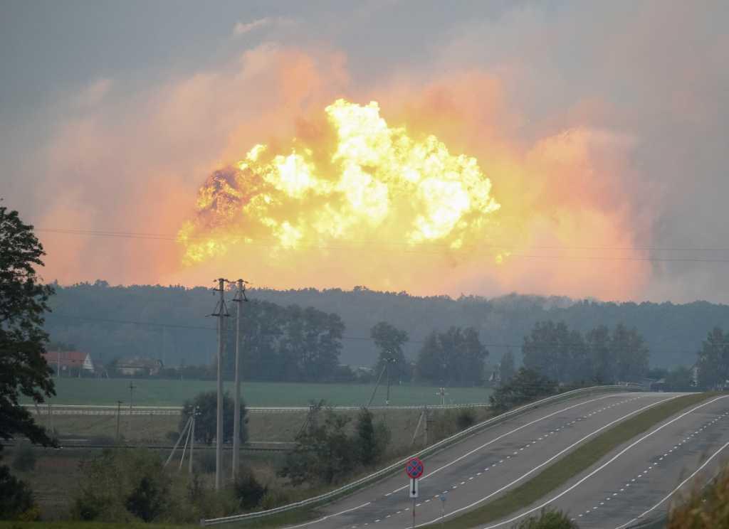 Взрывы в Калиновке: в Раде подсчитали сумму ущерба. Так это же просто космические деньги