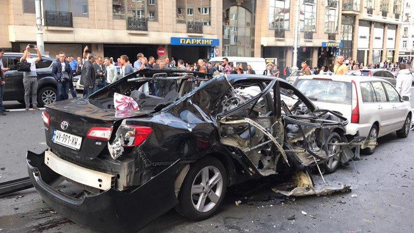 В это трудно поверить!!! Стали известны новые ошеломляющие детали взрыва в центре Киева, эта женщина на самом деле…