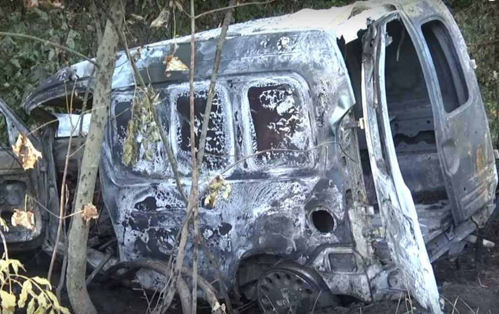 «Женщина сгорела в автомобиле, а других …»: Жуткие кадры смертельного ДТП, от которого кровь стынет в жилах. Там такое творилось