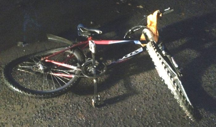 Это страшная смерть!!! На Львовщине погиб велосипедист, подробности не для слабых