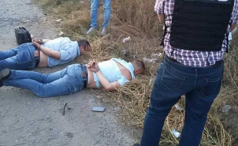 СБУ на горячем поймала двух полицейских. То, что они делали не вкаладаеться в голове