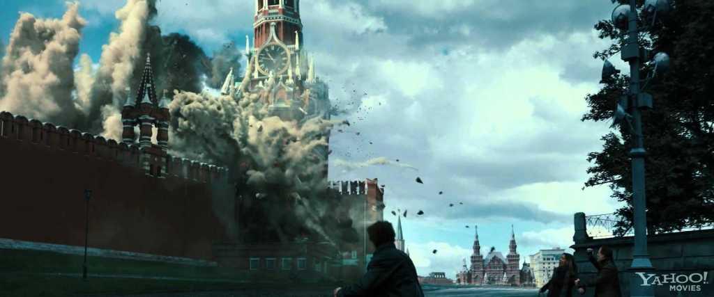 Массовая эвакуация! В центре Москвы настоящий АД. Там такое творится, что словами не передать (ВИДЕО)