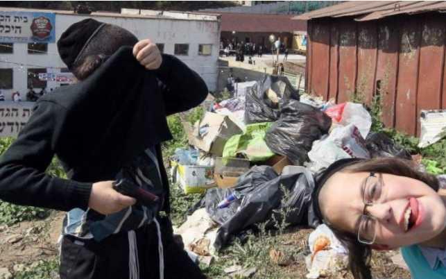 От города ничего не остались: Хасиды за несколько дней буквально уничтожили Умань, на эти фото невозможно спокойно смотреть
