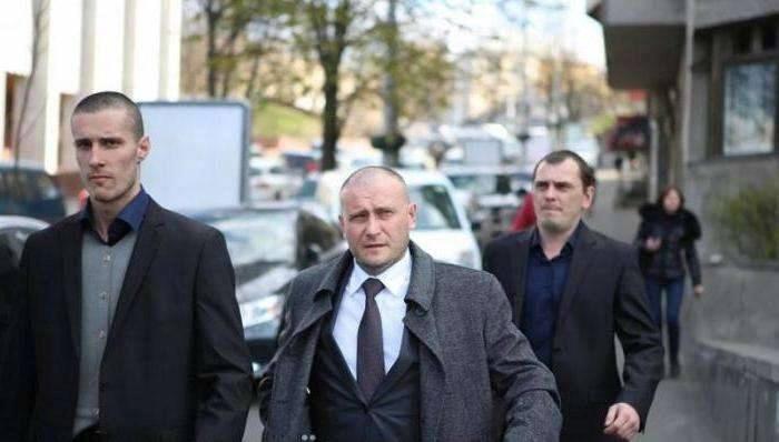 Сообщили о похищении сотрудниками ФСБ соратника Яроша, сейчас его без суда и следствия …