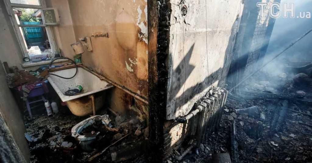 Уничтожены дома и разорванные дороги: То, что осталось от Калиновки внушает ужас. Туда бы конец света пришел!