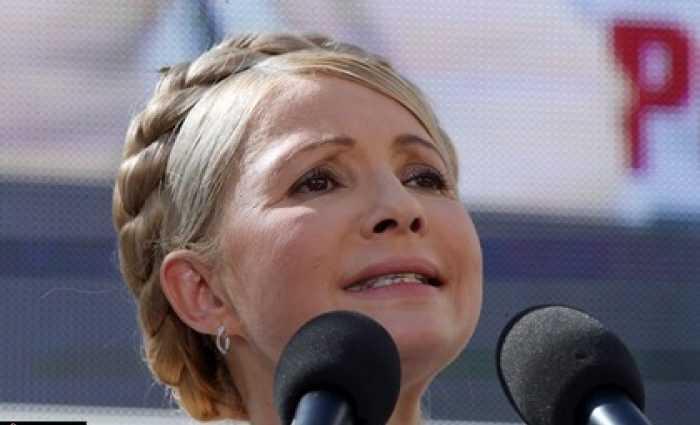 «Пьянь» Юлия Тимошенко с самого утра ради двух бутылок вина «пустилась навтьоки», только посмотрите на ее лицо