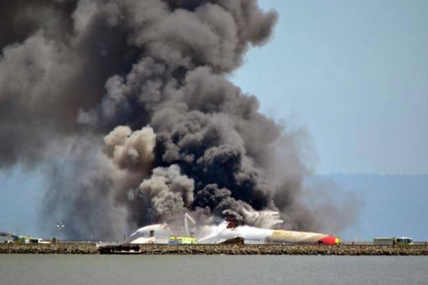 СРОЧНО!!! Сразу после взлета разбился самолет. Погибли все, кто был на борту. Детали доводят до истерики