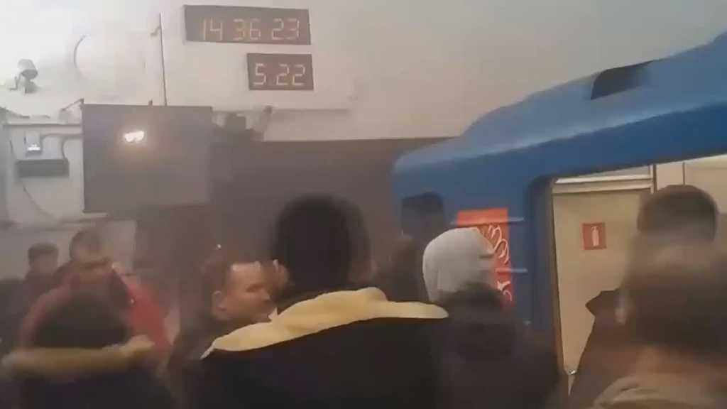 Экстренная новость!!! В метро произошел мощный взрыв, людей срочно эвакуируют
