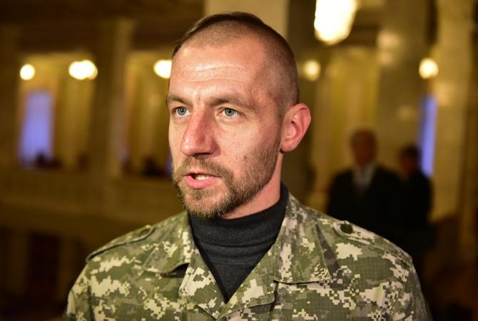 Больше не молодой и не украинец …. Гаврилюк появился в Раде кардинально изменив имидж. Его просто не узнать