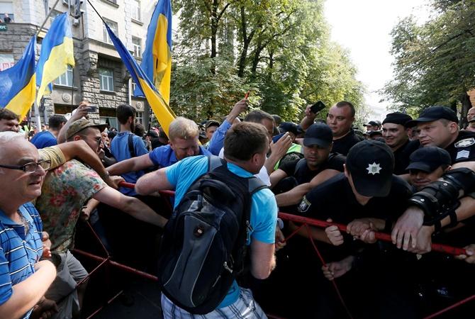 «К пяти лет…»: Саакашвили будет арестован! Львовская полиция ошеломила всю Украину