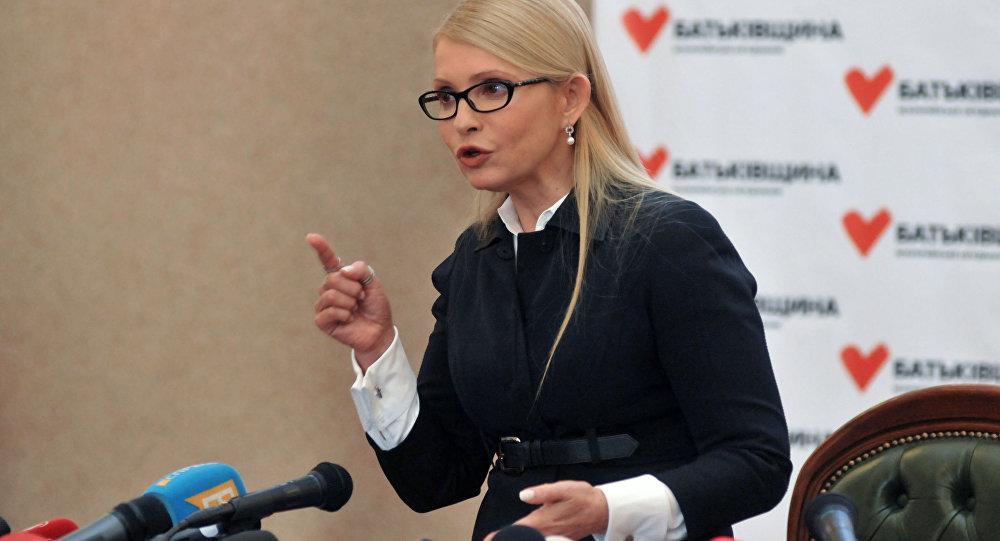 «А Юля в курсе?»: Советник Тимошенко работает в оккупированном Крыму. Детали просто сбивают с ног