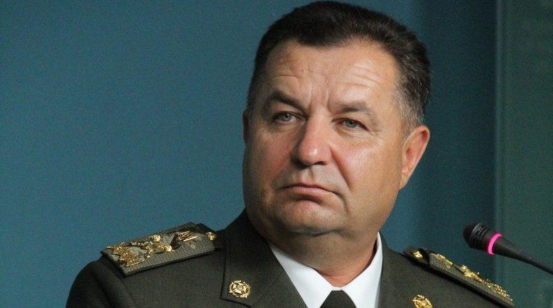 «93% участников АТО являются потенциальной угрозой для общества …» То, что сделал Полторак с военным психологом шокировало всю страну