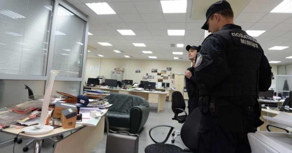 Во Львове провели обыск в офисе ZIKа, что же там искали?