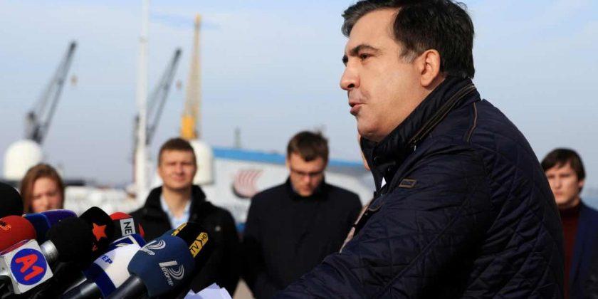 «В голове не укладывается»: В Грузии прокомментировали последние события вокруг Саакашвили. Они это серьезно?
