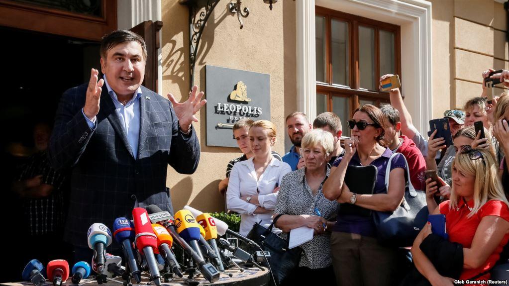 Он проигрывает? Адвокат Саакашвили рассказал сенсационную информацию … Выхода нет!