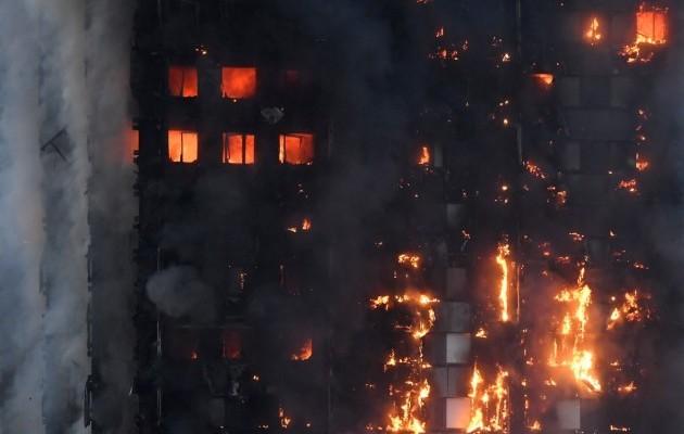 СРОЧНО!!! В Киеве в многоэтажке произошел страшный пожар, в котором погиб ребенок