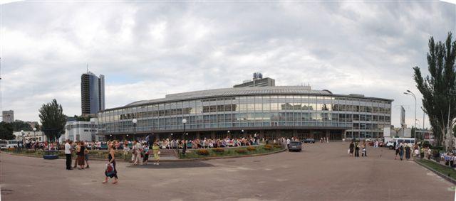 СРОЧНО!!! В Киеве заминировали «Дворец спорта», неизвестный сообщил, что будут страшные жертвы
