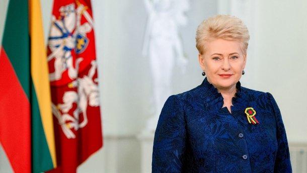 Даже она бьет тревогу!!! Президент Литвы выступила со срочным заявлением по Украине, вы должны знать ее слова