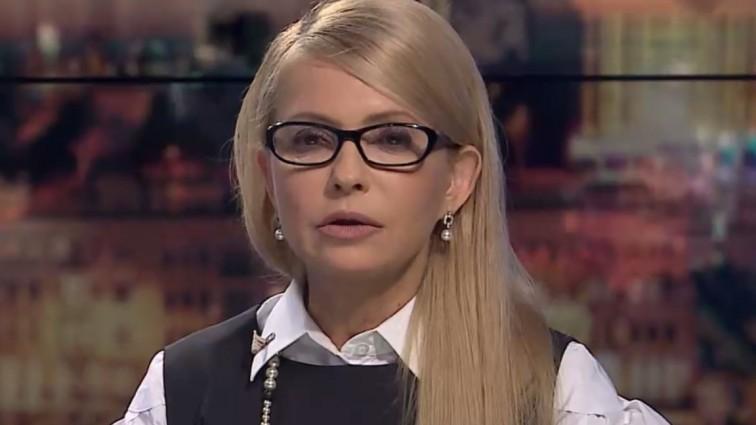 «Откуда эти синяки под глазами?»: Тимошенко шокировала своим видом в эфире одного из телеканалов и рассказала, как встретит Саакашвили на границе