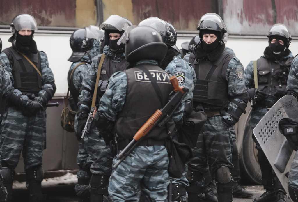 «Беркут» возвращается! В Раде готовят новый антиконституционный закон, это изменит жизнь каждого украинца