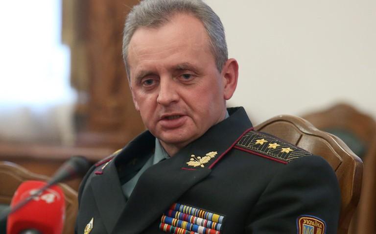 «Господин Президент, примите мою отставку»: Все что нужно знать об отставке Муженко