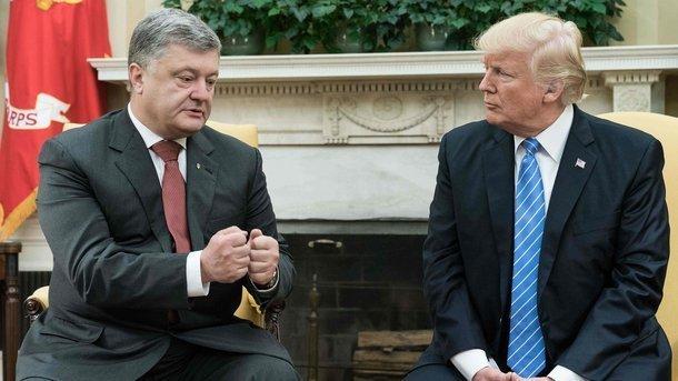 Это будет встреча ГОДА! Появились шокирующие подробности переговоров Порошенко и Трампа. Они будут говорить о …