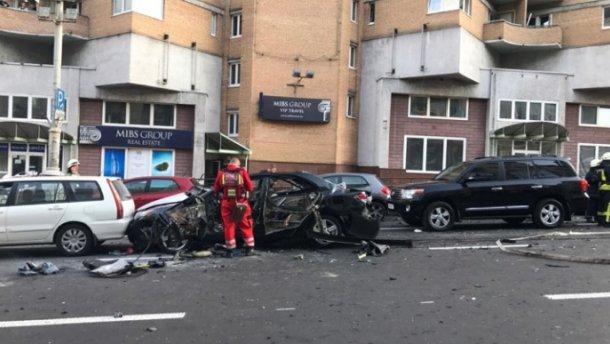 Стало известно, кого взорвали в Киеве. Такого поворота не ожидал никто