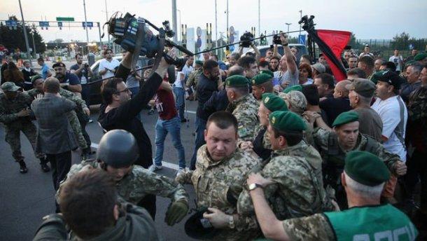 Начались массовые аресты? Еще один участник прорыва Саакашвили арестован. То, что его ждет поражает