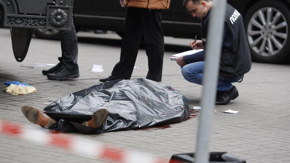 В убийстве Вороненкова поставлена точка. Вы будете шокированы результатами расследования