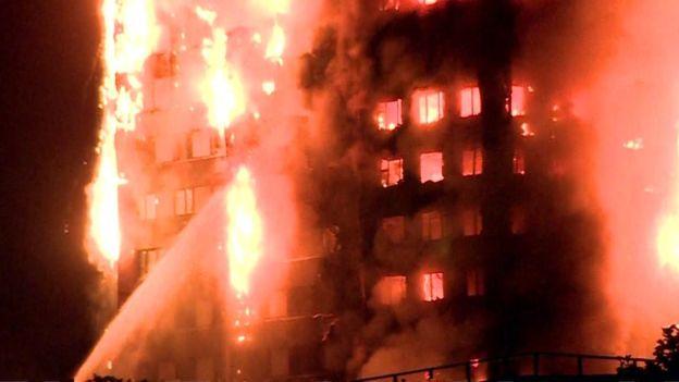 Сгорела дотла!!! Ночью в Тернополе вспыхнула квартира, есть жертвы