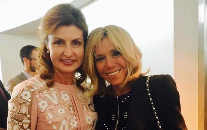 Косит под герцогиню: СМИ узнали, сколько стоят платья, которые выгуляла Марина Порошенко в США. О таких суммах никто и подумать не мог