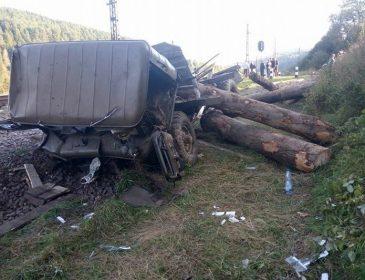 «Электричка на большой скорости снесла грузовик…»: Металл, дерева, пострадавшие. Там был настоящий ад