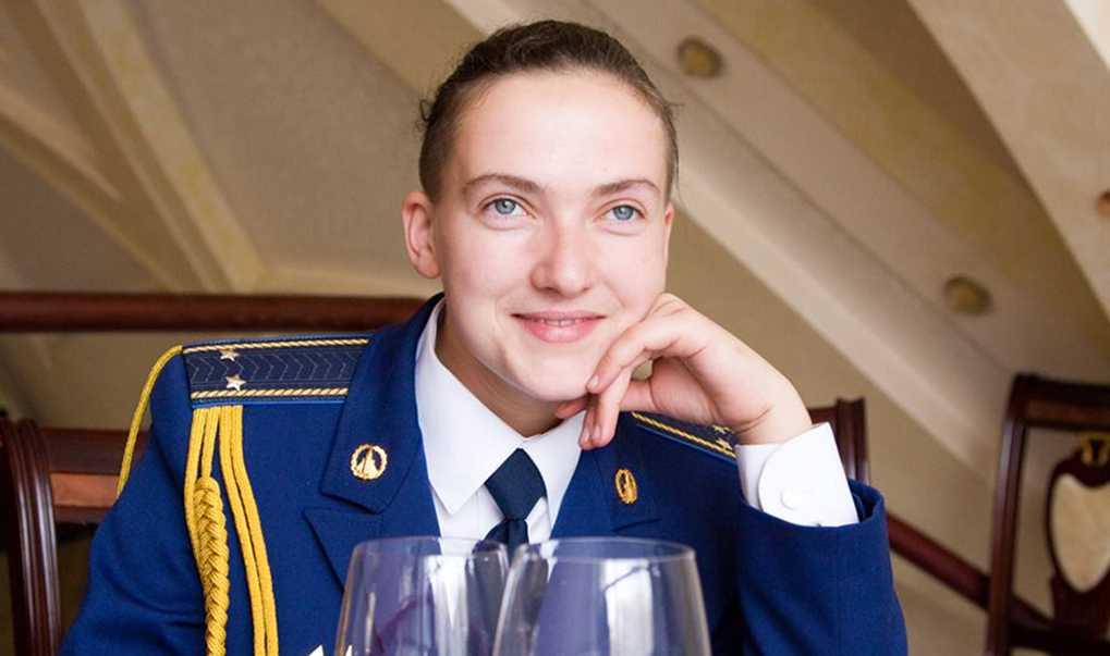 Держите челюсть обеими руками: Савченко пророчат место главаря ДНР и ЛНР. Детали, сбивают с ног