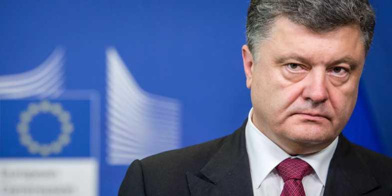 «Обеспечить его можно …»: Петр Порошенко сделал громкое заявление о мире на Донбассе