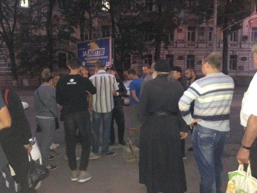 «Московские попы подтянули титушек»: Одесский конфликт поднял на ноги всю страну. Что они себе позволяют?