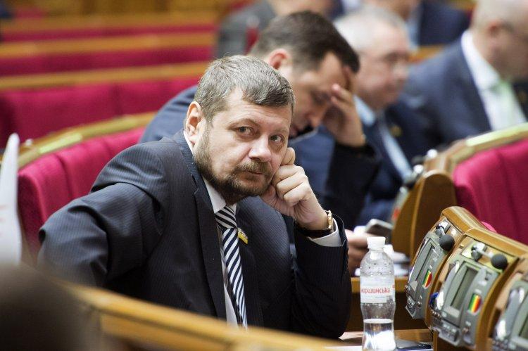 «Встречать» мессию «Саакашвили»: Мосийчук шокировал всю Украину заявлением о встрече на границе. Там такое …