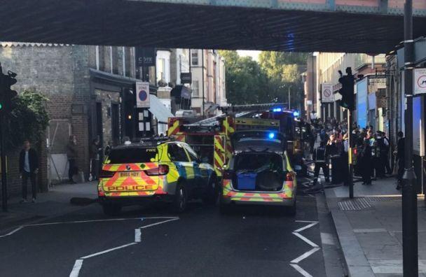 СРОЧНО! В лондонском метро прогремел мощный взрыв. Там сейчас настоящее АД