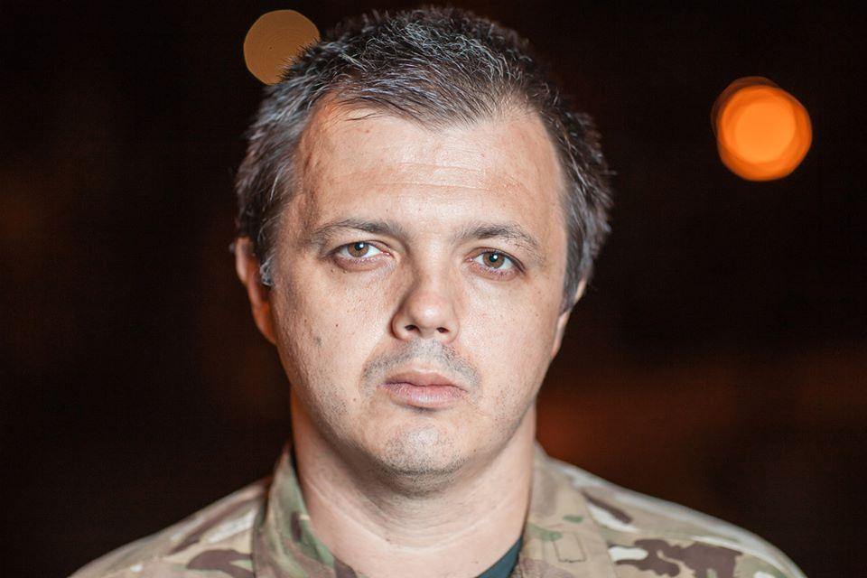 Дети как дети, а вот их папа… Семен Семенченко отвел в школу трех сыновей, вы только посмотрите на них