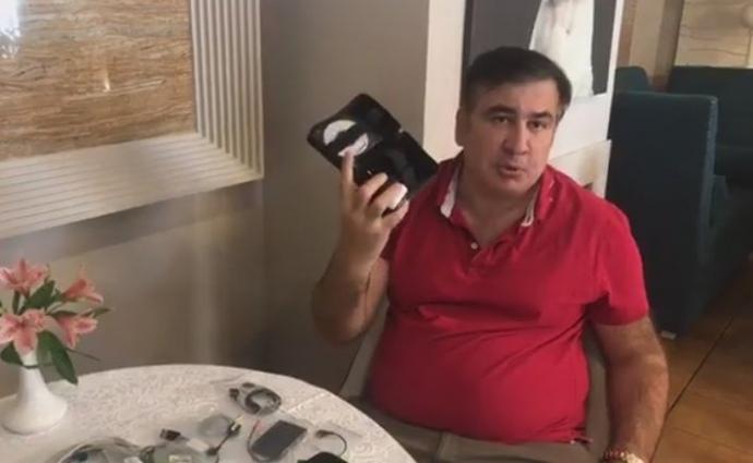 «Занимаетесь сексуальными историями?»: Саакашвили сделал громкое заявление о прослушивании. Что Порошенко хотел в его номере?