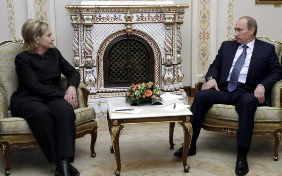 «Вот так позор на весь мир» Клинтон рассказала шокирующую правду о Путине. Как так можно себя вести?