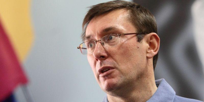 Всех посадит: Юрий Луценко впервые прокомментировал прорыв границы, Саакашвили точно в шоке