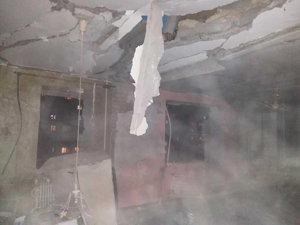 Да что же это творится??? Под Киевом известному бизнесмену бросили гранату прямо в дом, от взрыва все раздробило