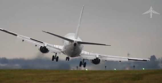 Там был ад! Аварийная посадка самолета в аэропорту закончилась трагедией