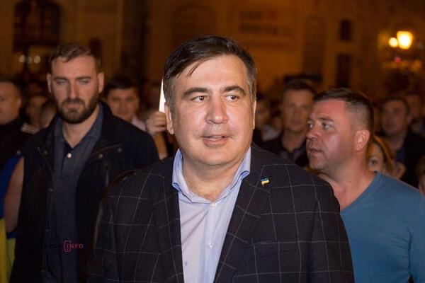 Саакашвили жестко ответил Порошенко: Его слова шокировали украинцев и даже мировых лидеров